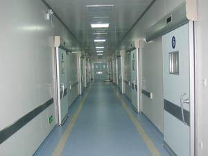 手术室净化走廊工程实例